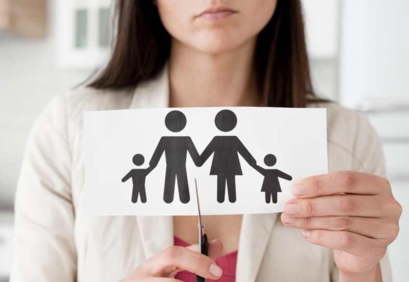 כמה זמן לוקח להתגרש כשיש ילדים