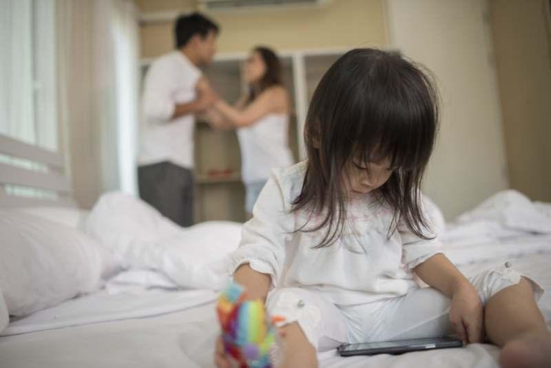 להתגרש עם תינוק? מה עושים ואיך