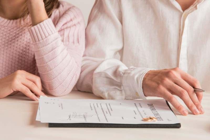 הסכם גירושין ללא ילדים